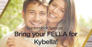 September KYBELLA® Special